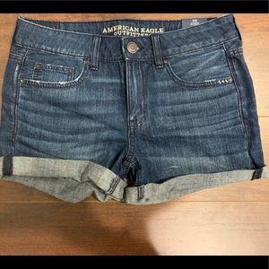 American Eagle shorts (size 4 )